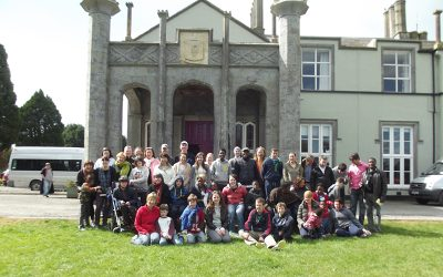 Family Leadership Adventure Break 8th-10th, April 2016