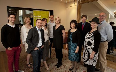 Leap announced as one of 8 Social Entrepreneurs Ireland finalists for 2012