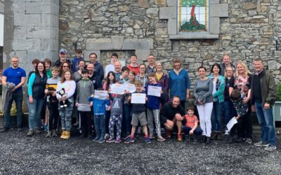 Leap's annual Family Leadership Retreat to go ahead on the 22nd – 24th April 2022